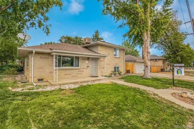 6663 W 53rd Avenue, Arvada, CO 80002 (MLS #3482713) :: 8z Real Estate