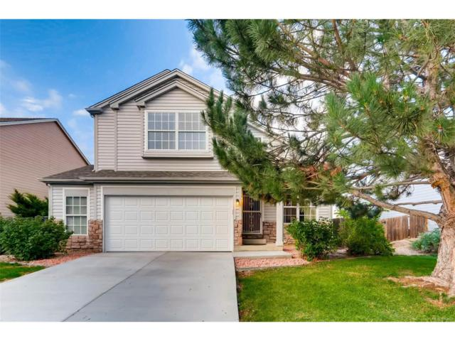 19181 E Hampden Drive, Aurora, CO 80013 (MLS #3483012) :: 8z Real Estate