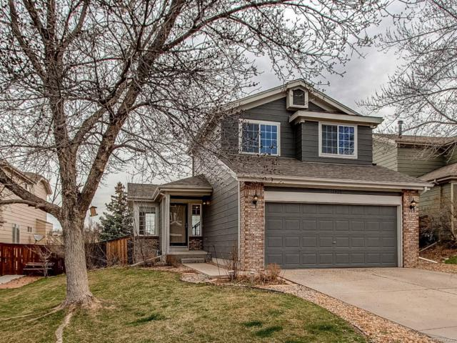 10420 Lynx Bay, Lone Tree, CO 80124 (#3483149) :: Compass Colorado Realty