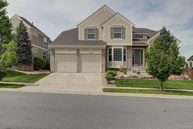 17505 W 61st Place, Arvada, CO 80403 (#3483210) :: My Home Team