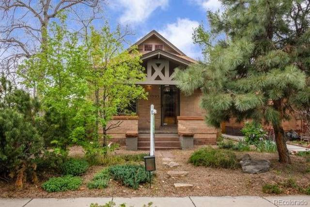 1393 S Pearl Street, Denver, CO 80210 (MLS #3483230) :: 8z Real Estate
