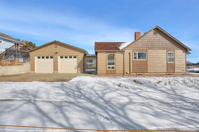 116 Columbine Road, Palmer Lake, CO 80133 (#3483526) :: Chateaux Realty Group