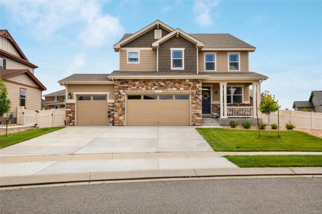 8764 Foxfire Street, Firestone, CO 80504 (#3483877) :: The DeGrood Team