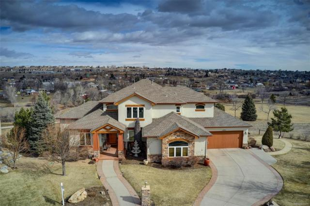 13757 W 76th Place, Arvada, CO 80005 (MLS #3484033) :: 8z Real Estate