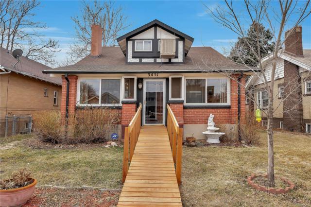 3451 N Josephine Street, Denver, CO 80205 (MLS #3484270) :: Kittle Real Estate