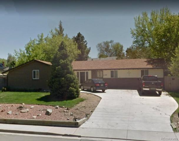 11560 W 32nd Avenue, Wheat Ridge, CO 80033 (#3484276) :: Compass Colorado Realty