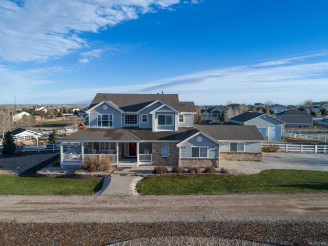 10020 E 151st Court, Brighton, CO 80602 (#3484318) :: The Peak Properties Group
