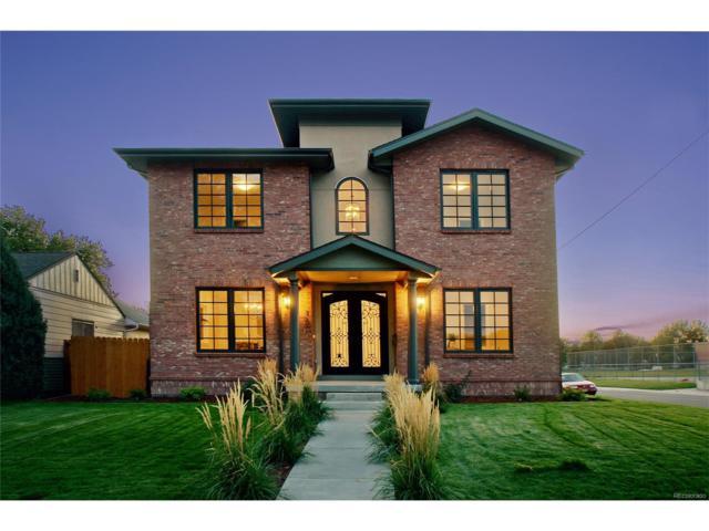 1601 S Cook Street, Denver, CO 80210 (MLS #3484890) :: 8z Real Estate