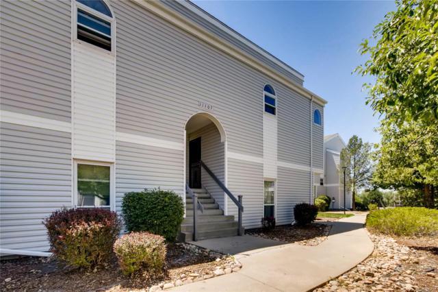 11107 E Alameda Avenue #203, Aurora, CO 80012 (#3485450) :: James Crocker Team