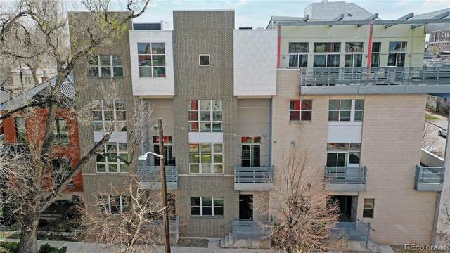 2400 Champa Street #6, Denver, CO 80205 (#3485517) :: Kimberly Austin Properties