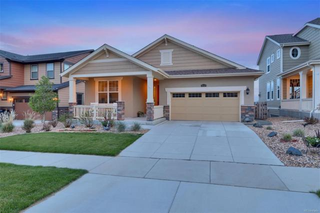 18220 W 85th Drive, Arvada, CO 80007 (#3485644) :: The HomeSmiths Team - Keller Williams