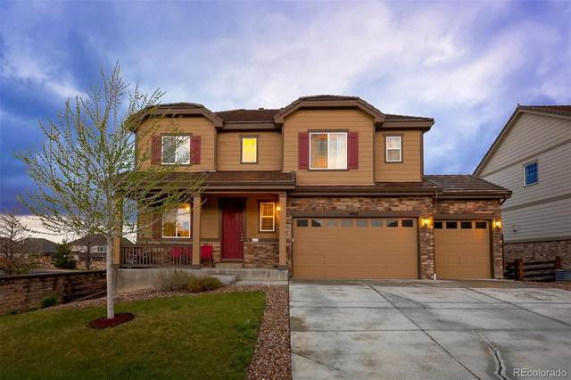 4910 S Netherland Way, Centennial, CO 80015 (#3485679) :: Compass Colorado Realty