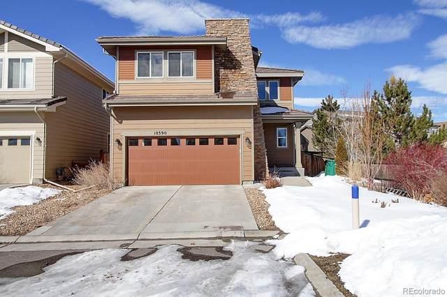 10390 Rutledge Street, Parker, CO 80134 (#3486173) :: James Crocker Team