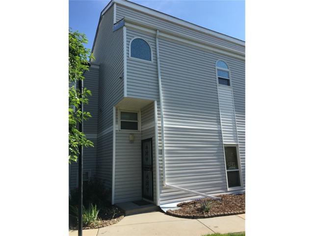 11113 E Alameda Avenue #104, Aurora, CO 80012 (MLS #3486428) :: 8z Real Estate