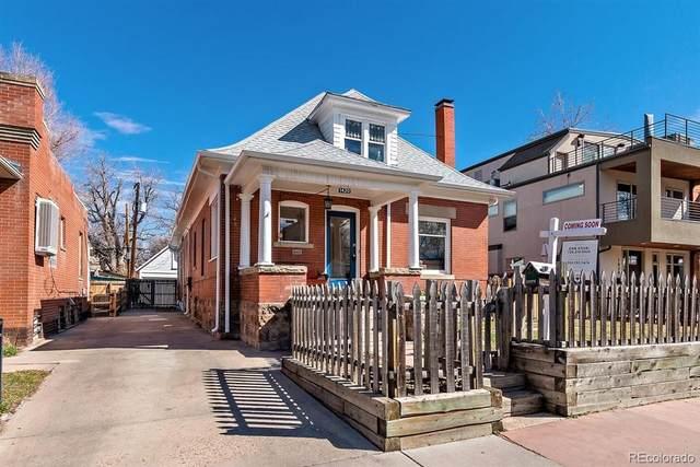 1420 S Pearl Street, Denver, CO 80210 (MLS #3486766) :: 8z Real Estate