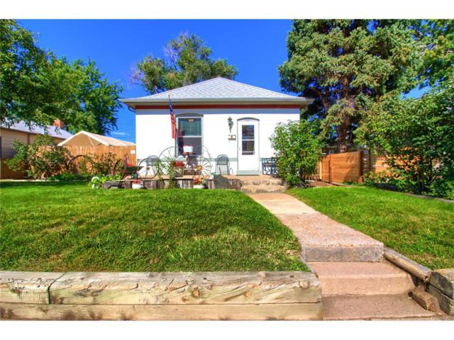 3969 S Bannock Street, Englewood, CO 80110 (MLS #3487024) :: 8z Real Estate