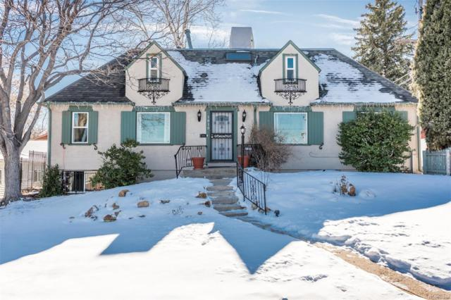 1810 W Exposition Avenue, Denver, CO 80223 (#3487112) :: The City and Mountains Group