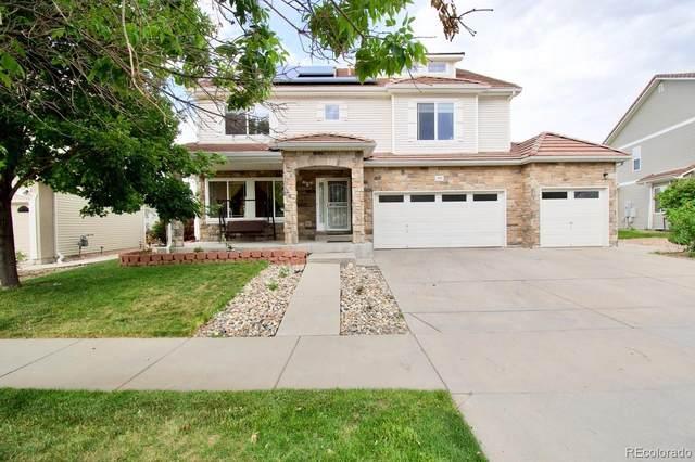 4962 Odessa Street, Denver, CO 80249 (#3487415) :: The Harling Team @ HomeSmart
