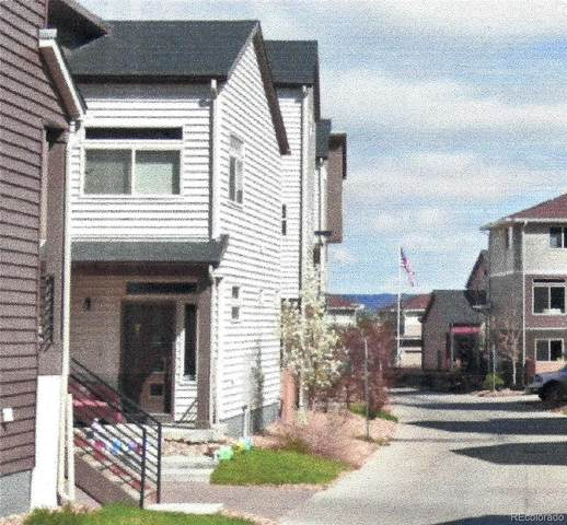 4390 Vindaloo Drive, Castle Rock, CO 80109 (#3487956) :: Arnie Stein Team | RE/MAX Masters Millennium