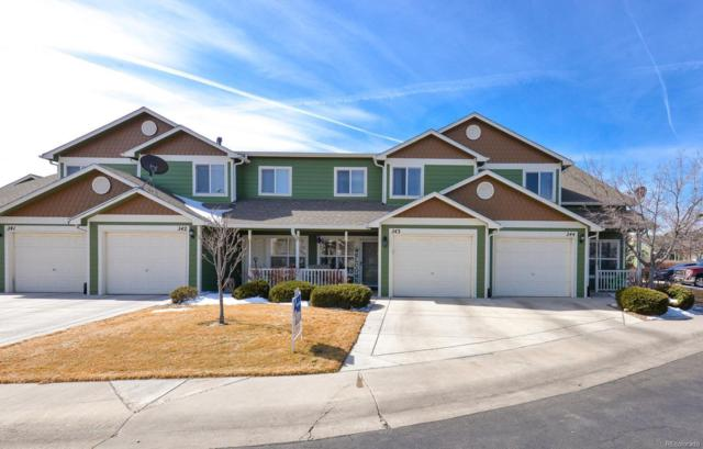 802 Waterglen Drive J43, Fort Collins, CO 80524 (MLS #3488134) :: 8z Real Estate