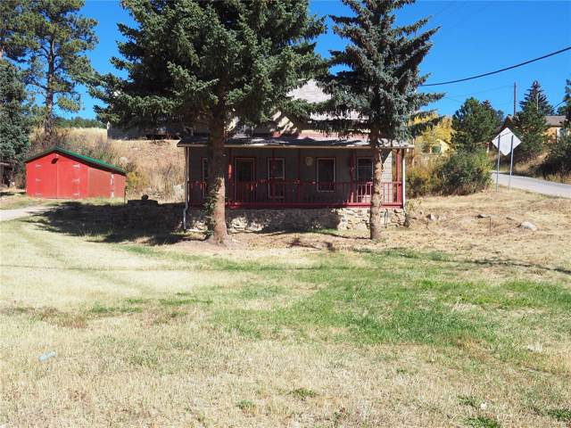 5 W 3rd Street, Nederland, CO 80466 (MLS #3488199) :: 8z Real Estate