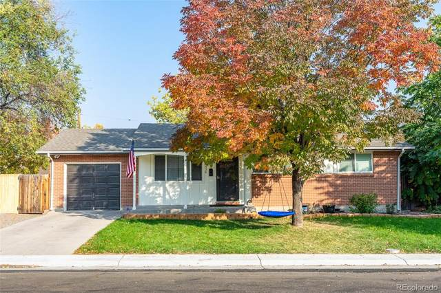 6436 Wolff Street, Arvada, CO 80003 (#3488350) :: The Scott Futa Home Team