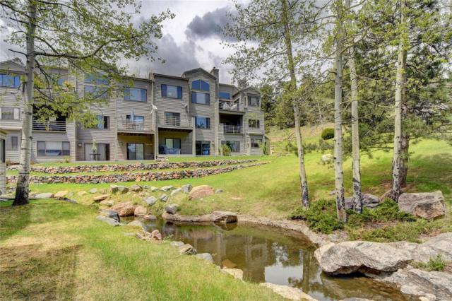 722 Ridgeside Drive, Golden, CO 80401 (#3488680) :: The HomeSmiths Team - Keller Williams