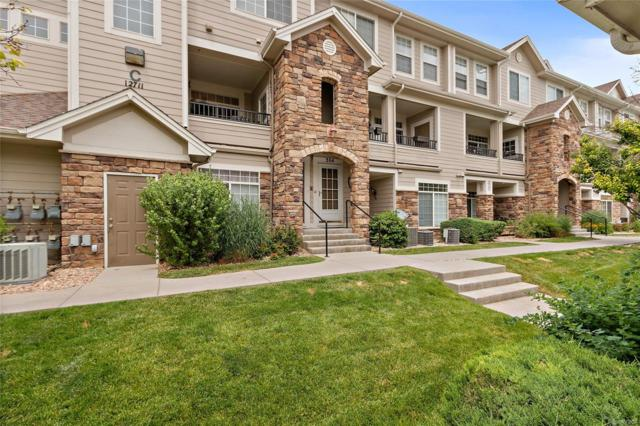 12711 Colorado Boulevard 303-C, Thornton, CO 80241 (#3489040) :: My Home Team