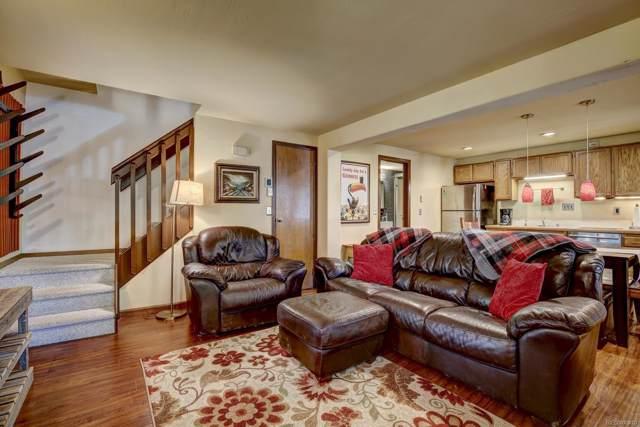 160 Creekside Drive #18, Frisco, CO 80443 (#3489558) :: HomePopper