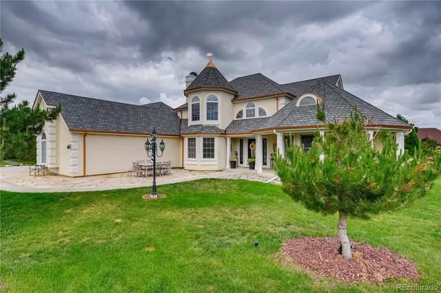 1805 Senecio Drive, Larkspur, CO 80118 (#3489822) :: Venterra Real Estate LLC
