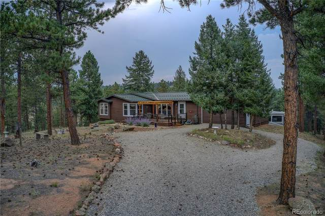 20065 Spring Creek Road, Buffalo Creek, CO 80425 (MLS #3489825) :: 8z Real Estate