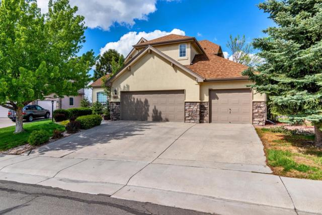 1183 Foursome Drive, Castle Rock, CO 80104 (#3490203) :: The HomeSmiths Team - Keller Williams