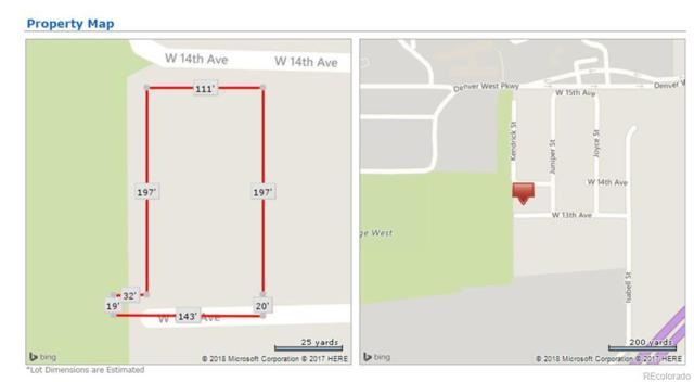 15190 W 14th Avenue, Golden, CO 80401 (#3490248) :: The Galo Garrido Group