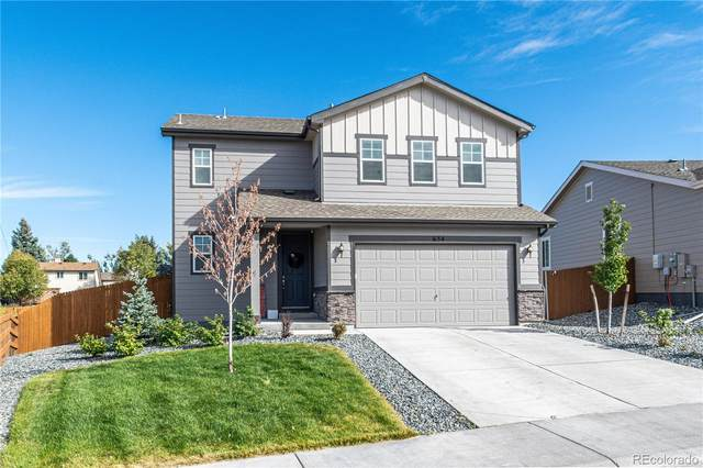 634 Blue Teal Drive, Castle Rock, CO 80104 (#3490347) :: The Margolis Team