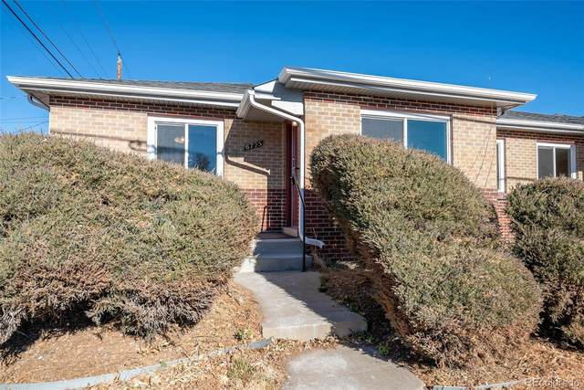 6725 E 23rd Avenue, Denver, CO 80207 (#3490374) :: The Gilbert Group