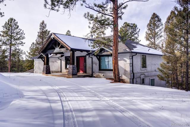 623 Fossilcreek Road, Florissant, CO 80816 (#3490420) :: Bring Home Denver with Keller Williams Downtown Realty LLC