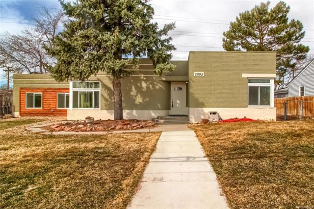 2095 Iris Street, Lakewood, CO 80215 (MLS #3490572) :: Kittle Real Estate