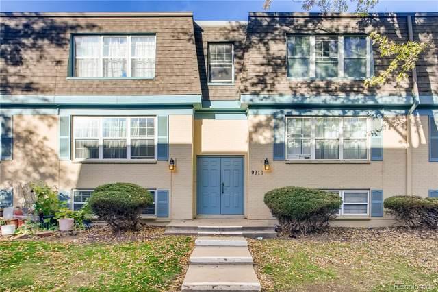9210 E Girard Avenue #8, Denver, CO 80231 (#3490716) :: Bring Home Denver with Keller Williams Downtown Realty LLC