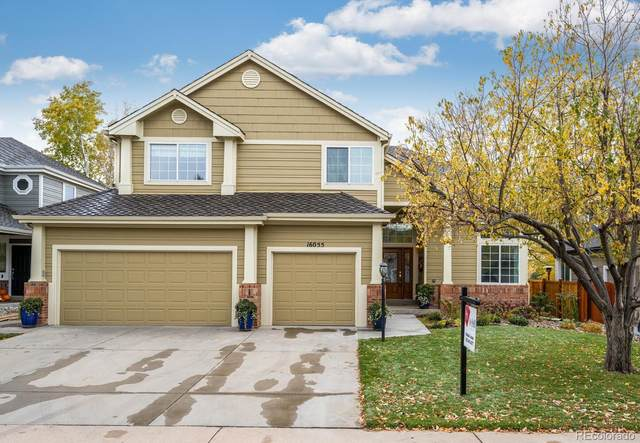 16055 Quarry Hill Drive, Parker, CO 80134 (MLS #3491313) :: 8z Real Estate