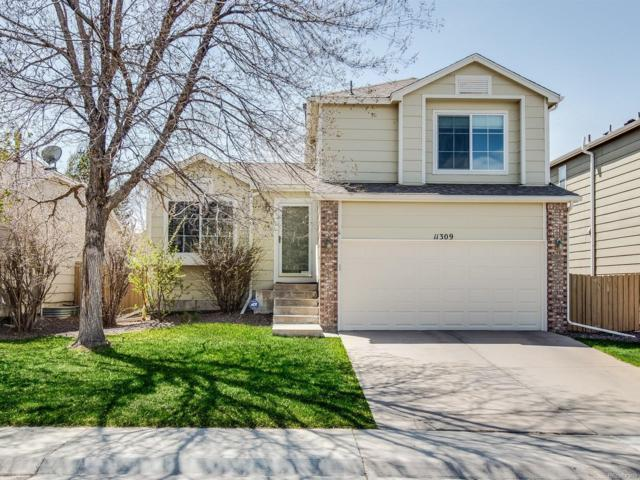 11309 Vernon Way, Parker, CO 80134 (#3491793) :: The Gilbert Group