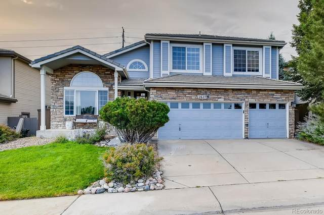 2627 Bitterroot Place, Highlands Ranch, CO 80129 (#3492287) :: Chateaux Realty Group