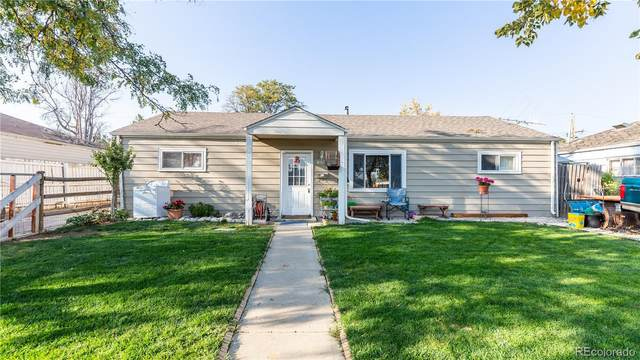 885 Vaughn Street, Aurora, CO 80011 (MLS #3492586) :: 8z Real Estate