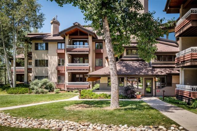 2800 Village Drive #1211, Steamboat Springs, CO 80487 (#3492641) :: The Heyl Group at Keller Williams