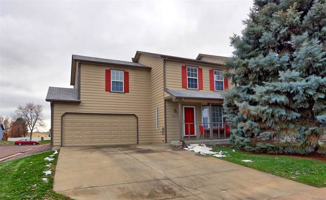 930 W 133rd Circle Q, Westminster, CO 80234 (MLS #3492752) :: 8z Real Estate