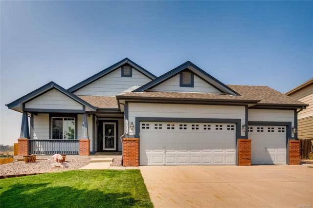 15735 Madrone Court, Parker, CO 80134 (#3492961) :: The Healey Group