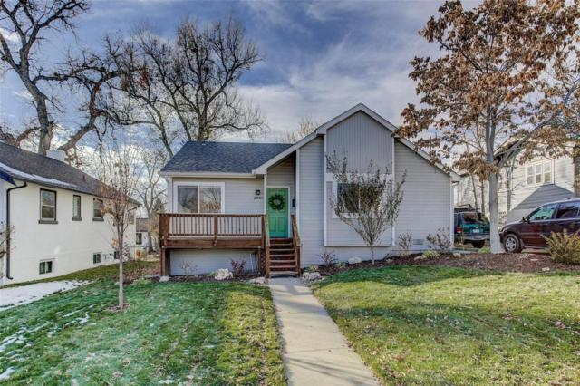 2939 Benton Street, Wheat Ridge, CO 80214 (#3493069) :: House Hunters Colorado