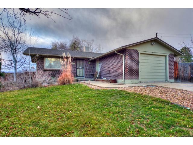 7963 Newland Circle, Arvada, CO 80003 (#3493137) :: Thrive Real Estate Group