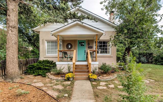 2018 Armstrong Avenue, Colorado Springs, CO 80904 (MLS #3493456) :: 8z Real Estate