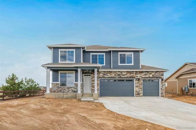 8383 E 132nd Drive, Thornton, CO 80602 (#3493679) :: HergGroup Colorado