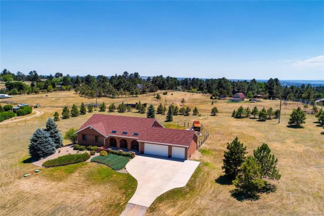 7818 Inspiration Drive, Parker, CO 80138 (#3494177) :: The DeGrood Team
